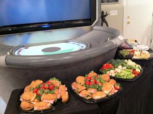 Rancho Obi-Wan Event Food