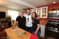 "Joey Fatone hosts ""My Family Recipe Rocks"" at ROW"