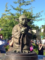Yoda Bronze by Lawrence Noble