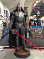 Darth Malgus guards Rancho's Art Gallery