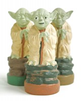 Anne's Painted Yoda Collection
