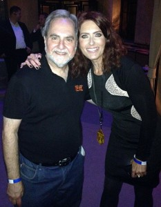 Meeting Vanessa Marshall, Hera Syndulla on Star Wars REBELS.