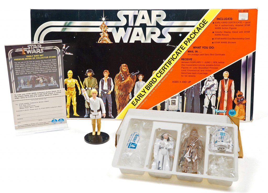 Kenner Early Bird Kit