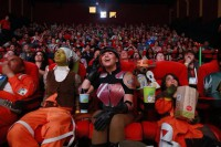 The Star Wars REBELS screening